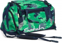 Сумка спортивная Ergobag Satch SAT-DUF-001-9D8 Green Camou 30л
