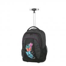Рюкзак на колесах Walker Trolley Spin Butterfly 42492/80