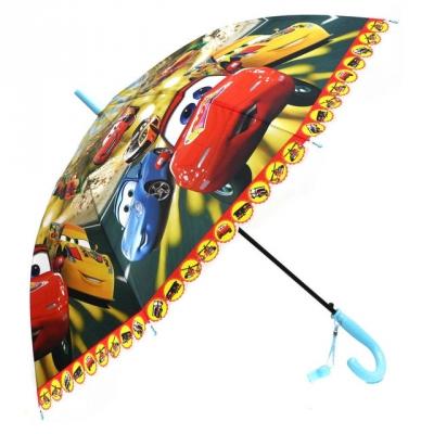 Зонт трость полуавомат