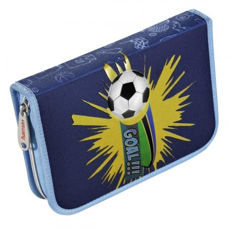 Пенал Hama 139119 Soccer 1 отделение