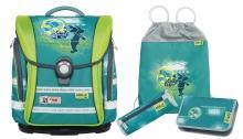 Школьный рюкзак McNeill  ERGO Light COMPACT Flex Goalie Вратарь 4 предмета  9607174000