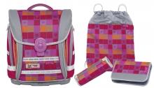Школьный рюкзак McNeill  ERGO COMPACT Flex Cutie - Милашка 4 предмета 9607181000