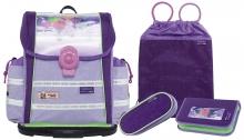Школьный рюкзак  McNeill ERGO Light 912S Balloons- Воздушные шары 4 предмета 9626177000