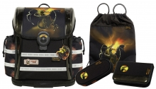 Школьный рюкзак MC Neill ERGO Light 912S Drake - Дракон 4 предмета 9626180000