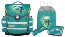 Школьный рюкзак McNeill  ERGO Light Плюс 9621174000 Goalie - Вратарь 4 предмета.