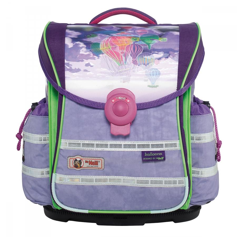 ff1a28713cc9 Школьный рюкзак McNeill ERGO Light Плюс 9627177000 Balloons - Воздушные  шары с наполнением 4 предмета.