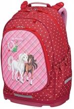 Рюкзак школьный Herlitz Bliss Horses, без наполнения 50008131