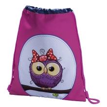 Мешок для сменной обуви  Hama 139117 Sweet owl
