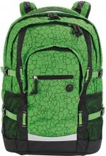 Рюкзак 4YOU Jumpac Зелёная абстракция Woabwoab 115501-887