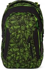 Рюкзак школьный ERGOBAG Satch Sleek Green Bermuda с анатомической спинкой SAT-SLE-001-9K9