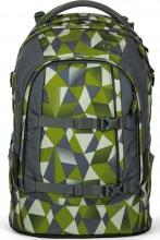 Рюкзак школьный ERGOBAG Satch Pack Green Crush с анатомической спинкой SAT-SIN-001-9L1