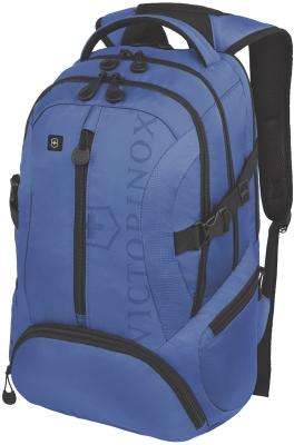 Рюкзак VICTORINOX VX Sport Scout 16'', голубой, полиэстер 900D, 34x27x46 см, 26 л 31105109