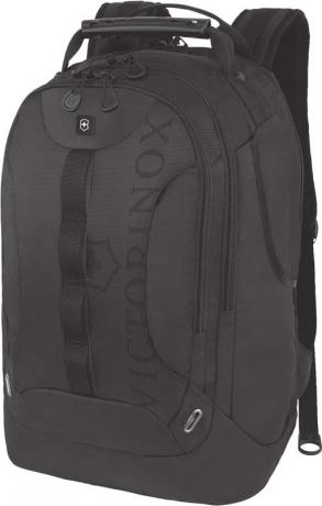 Рюкзак VICTORINOX VX Sport Trooper 16'', чёрный, полиэстер 900D, 34x27x48 см, 28 л 31105301