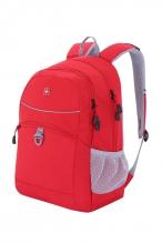 Рюкзак WENGER цвет красный/серый полиэстер 6651114408