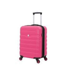 Чемодан WENGER Tresa цвет розовый АБС-пластик 6581838154