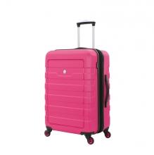 Чемодан WENGER Tresa цвет розовый АБС-пластик 6581838165