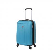 Чемодан WENGER Uster цвет голубой АБС-пластик WGR6297343154