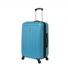 Чемодан WENGER Uster цвет голубой АБС-пластик WGR6297343167