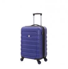Чемодан WENGER Tresa цвет синий АБС-пластик WG6581343154