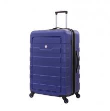 Чемодан WENGER Tresa цвет синий АБС-пластик WG6581343177