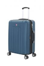 Чемодан WENGER Vaud цвет синий АБС-пластик 53961