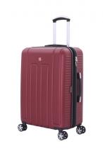 Чемодан WENGER Vaud цвет бордовый АБС-пластик 53964