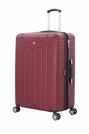 Чемодан WENGER Vaud цвет бордовый АБС-пластик 53965