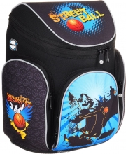 Ранец школьный MagTaller Boxi STREET BALL 20616-09