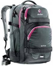 Рюкзак Deuter Strike Black Magenta - Чёрно-розовый 3830016-7505
