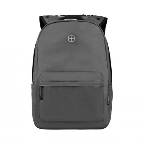 Рюкзак WENGER 14'' цвет серый полиэстер 54695