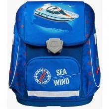Ранец школьный MagTaller Ezzy II SEA WIND 20417-31 без наполнения.