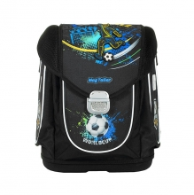 Ранец школьный MagTaller Ezzy III Football 20717-20 без наполнения.