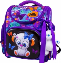 Школьный ранец с мешком для обуви De Lune 3-167
