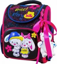 Школьный ранец с мешком для обуви De Lune 3-159