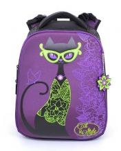Школьный рюкзак Hummingbird Cat in Style T81