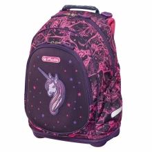 Рюкзак школьный Herlitz Bliss  Unicorn Night, без наполнения 50013999
