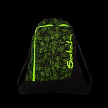 Мешок-рюкзак для сменной обуви Satch by ERGOBAG Green Bermuda SAT-SPO-001-9K9