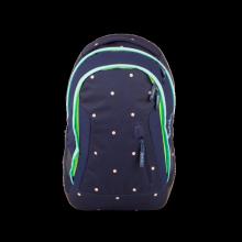 Рюкзак школьный ERGOBAG  Satch Sleek Pretty Confetti с анатомической спинкой SAT-SLE-001-9R5