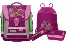 Школьный рюкзак McNeill  ERGO Light Compact flex Libelle - Стрекоза 4 предмета 9607185000