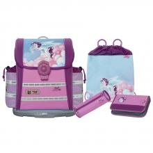 Школьный рюкзак  McNeill ERGO Light 912S Angel - Ангел 4 предмета 9620186000