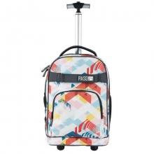 Рюкзак на колесах Paso PASTEL 17-1230UG