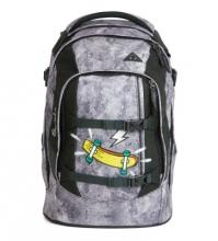 Рюкзак школьный ERGOBAG Satch Pack Rock Block с анатомической спинкой SAT-SIN-001-9F9