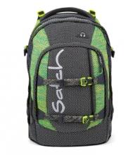 Рюкзак школьный ERGOBAG Satch Pack PREMIUM Stripe Hype с анатомической спинкой SAT-SIN-001-9N1