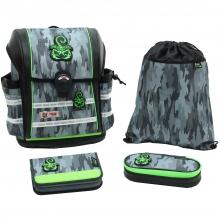 Школьный рюкзак McNeill  ERGO Light 912S  9626179000 Free - Независимый 4 предмета