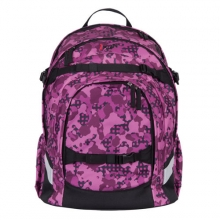 Рюкзак IKON Purple Camouflage 000200-25