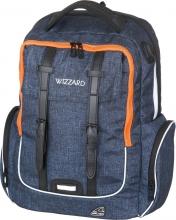 Рюкзак Walker Wizard Academy Dark Blue Melange, 32x46x18 см