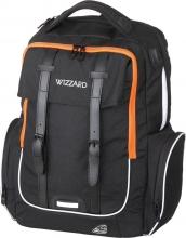 Рюкзак Walker Wizard Academy Black Melange, 32x46x18 см