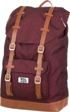 Рюкзак Walker Liberty Concept Dark Red, 30x47x23 см