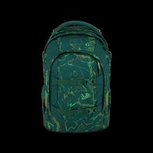 Рюкзак школьный ERGOBAG Satch Pack Green Compass с анатомической спинкой SAT-SIN-001-9U2