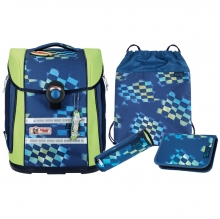 Школьный рюкзак McNeill ERGO PRIMERO McTaggie FLAG- Флаг 4 предмета 9633199000